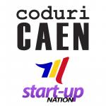 Lista coduri CAEN Start-up Nation 2018