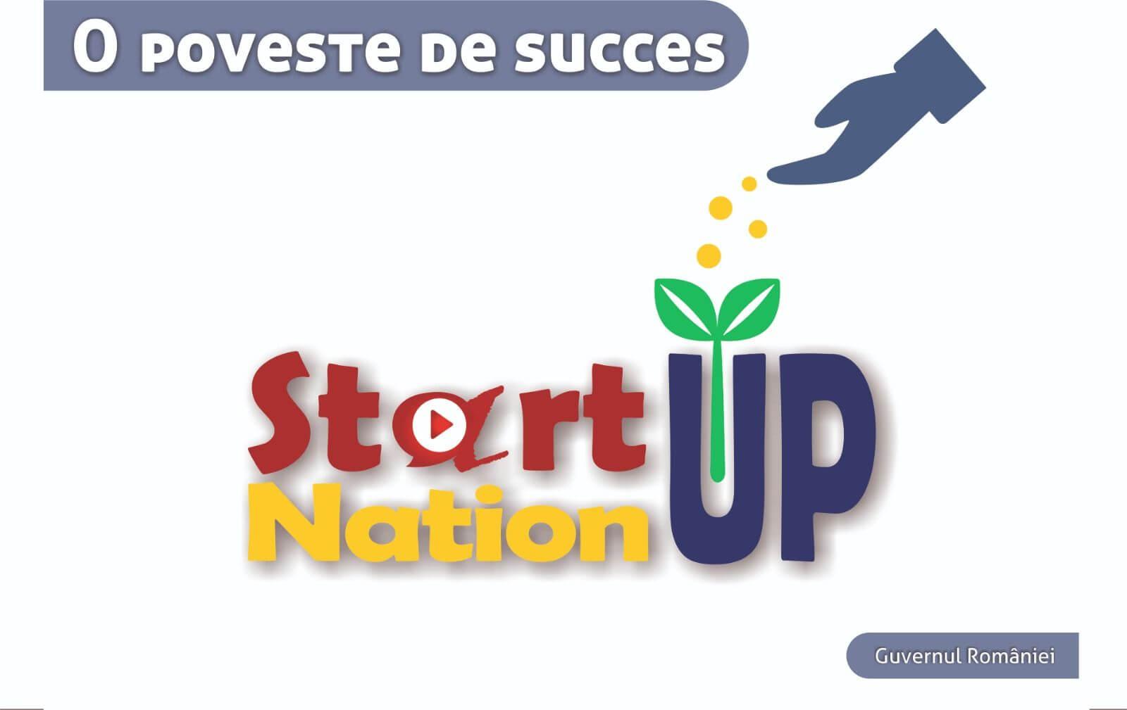 placuta informativa Start-up Nation 2018